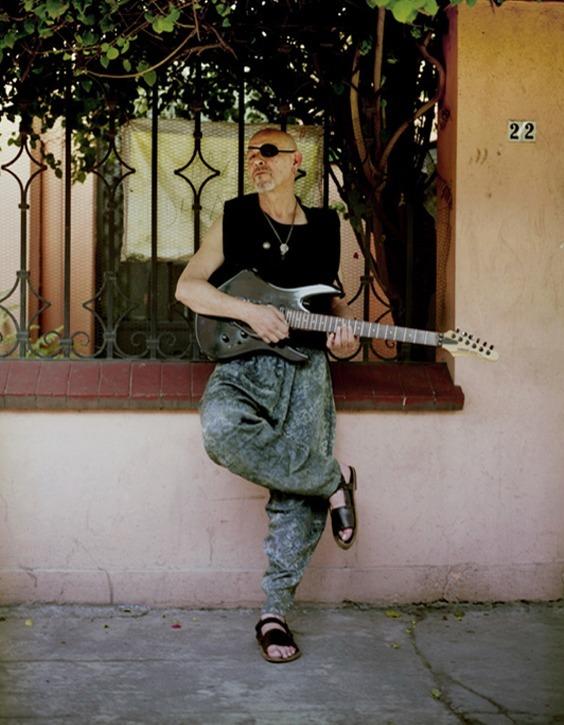Photo by Alvarez Montero for Who Shot Rock & Roll exhibit