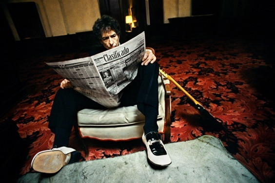Photo by Danny Clinch for Who Shot Rock & Roll exhibit