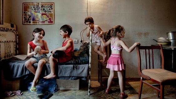 Photo by Espen Rasmussen for War/Photography exhibit