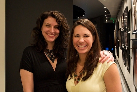 Jessica Mendoza & Marla Rutherford