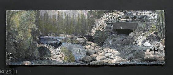 Photo by Julie Brook Alexander for Digital Darkroom exhibit