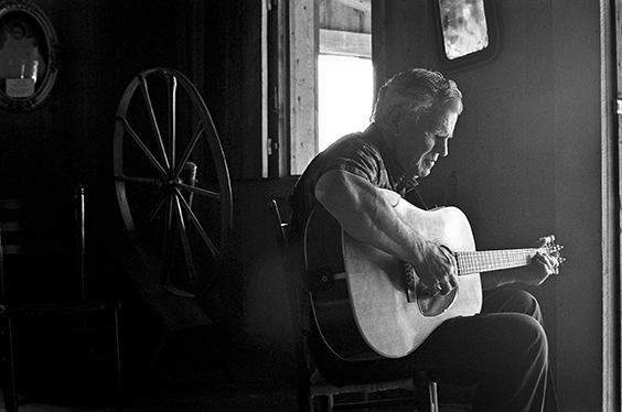 Doc Watson, North Carolina, 199