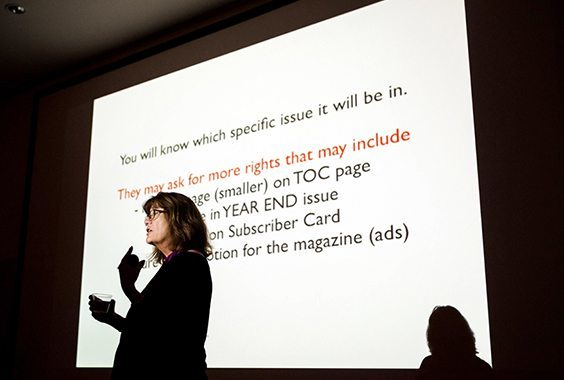 Mary Virginia Swanson: To Be Published or To Self-Publish? Options for Artists Today photo