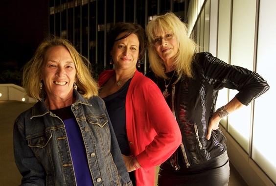 Penelope Spheeris, Gale Sparrow and Liz Heller: Lights. Camera. MTV.
