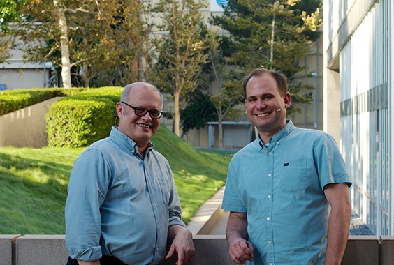 Tim Davis & Michael McCall