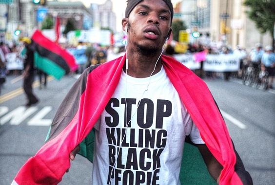 Ruddy Roye: When Living is a Protest