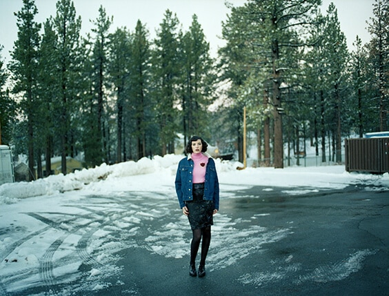 Photo by Jill Beth Hannes for IDENTITY exhibit