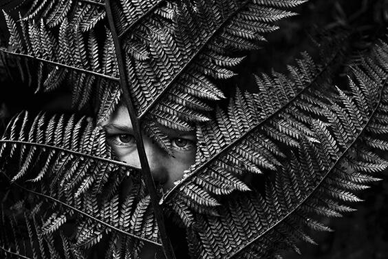 Photo by Niki Boon for IDENTITY exhibit