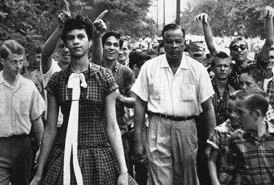 Desegregating Education: Past and Present – Dorothy Counts
