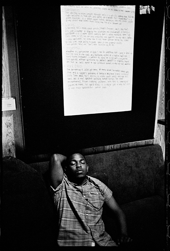 Kendrick Lamar,  Los Angeles, 2007